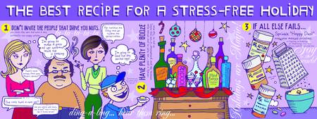 A Stress-Free Holiday by Lisa Graves