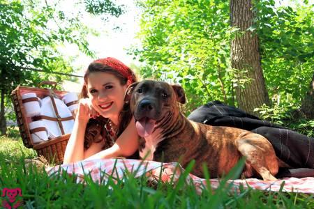 Brenda Flavia & Angel