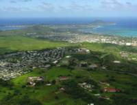 KailuaTown as Seen from High Atop Olomana