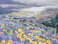 LANDSCAPES in WATERCOLOR gallery