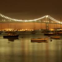 """""""Newport Bridge"""" by doodlethings"""