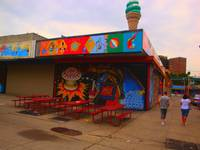 Snack Bar-Coney Island Brooklyn