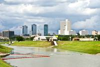 City Skyline of Fort Worth, Texas