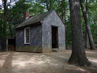 Thoreau's Home at Walden Pond #1
