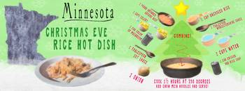 Minnesota Hot Dish by James Orndorf