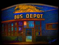 Reflections from a Depot