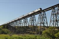 Gassman Coulee Trestle