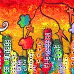 Autumn In The City by Juli Cady Ryan