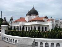 Malaysian Mosque