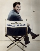 Ronald Reagan, spokesperson for GE Theater