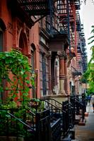 Brownstones of NY_ New York City_ US31619922290602