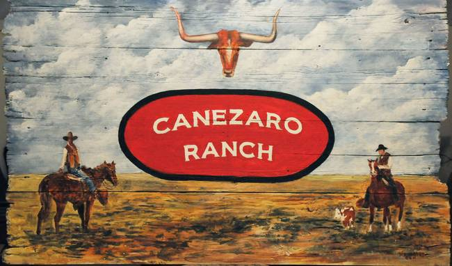 CANEZARO RANCH   COWBOYS
