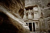 the Treasury, Petra
