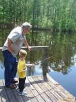 Fishing with Grandpa I