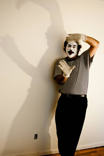 Shadow Mimes Mime
