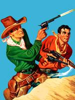 Wild West Guns Blazing