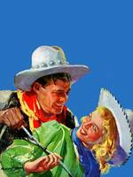 Wild West Cowboy and Cowgirl Romance