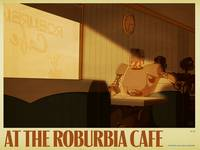 At the Roburbia Cafe