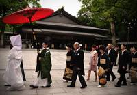 Shinto Wedding