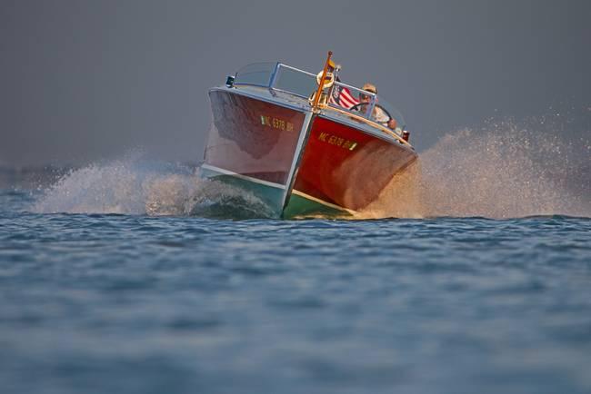 High Speed Maneuver-Speedboat 2