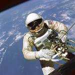 Ed White First American Space Walk