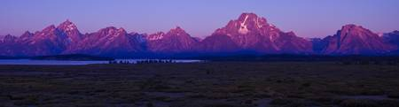 Sunrise Grand Teton