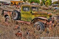 HDR Dodge Power Wagon