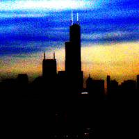 Sears Tower II Art Prints & Posters by Jason Grigsby