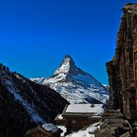 Matterhorn Art Prints & Posters by Kittyhawk25