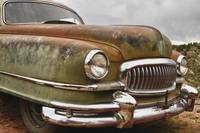 1951 Nash Ambassador Hydramatic Front End