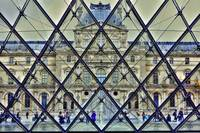 Louvre Looking Out