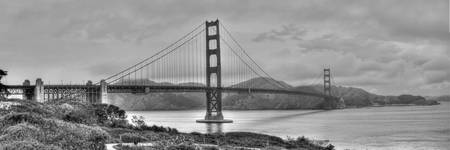 GG Bridge BW