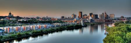 St Paul Riverfront Pan