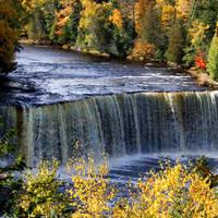 """Tahquamenon Falls"" by patsphotos"
