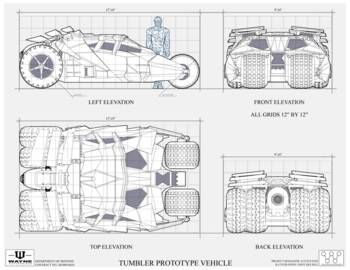 Tumbler batmobile blueprint by dave delisle malvernweather Image collections