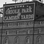 """Baltimore Orioles Park at Camden Yards"" by Ffooter"