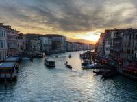 Venice Grand Canal HDR Version 2