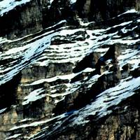 Cascade Mountain Abstract      1020-4