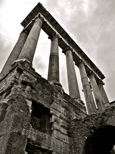 Roman Temple of Saturn