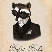 Bufort Bixby Art Prints & Posters by Jason Wynne