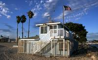 Long Beach Lifeguard Station