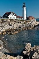 Portland Head Lighthouse/verticle