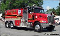 Hartford Volunteer Fire Co. Tanker 343