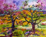 Spring Will Come Again Oil Painting Ginette