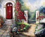 Gate to a Secluded Garden