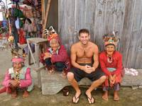 Triplets of Banaue, Philippines