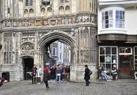 Starbucks - Canterbury Cathedral Branch