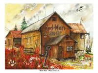 Red Man's Barn