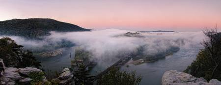 Harpers Ferry at Dawn