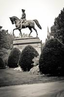 George Washington Statue, Boston Public Garden